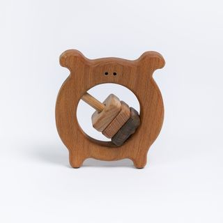 "Bug / Wooden rattle ""Bug"""