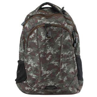 WENGER backpack, universal, green camo, 34 l, 48х37х19 cm