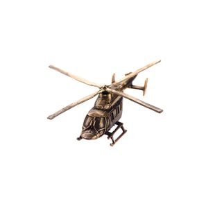"""The model of the helicopter """"Ansat"""" 1:200"""