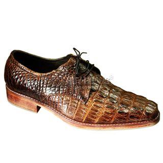 Men's shoes - crocodile skin