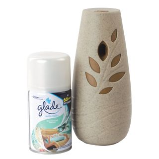 Air freshener automatic, 269 ml, GLADE dispenser+replacement cylinder,