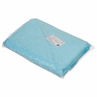 INMEDIZ / Sterile disposable sheet, 70x200 cm, SMS 42 g / m2, blue