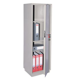Cabinet metal for documents KBS-021, 1300 x420 x350 mm, 35 kg, welded