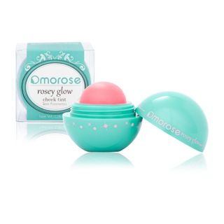 3 in 1 tool for lips, cheeks and eyelids OMOROSE ROSEY GLOW-FOXY