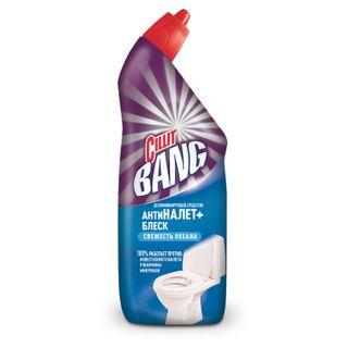 """Toilet cleaner disinfectant CILLIT BANG """"Antinalet + Shine"""" Ocean freshness 750 ml"""