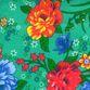 Calico printed No. 412 Flowers - view 1