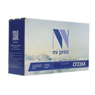 Toner cartridge NV PRINT (NV-CF226X) for HP LaserJet Pro M402d / n / dn / dw / 426dw / fdw, yield 9000 pages.