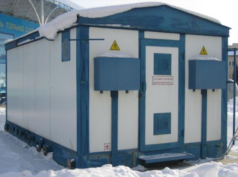 Installation metering group GZU-SKZH (satellite)