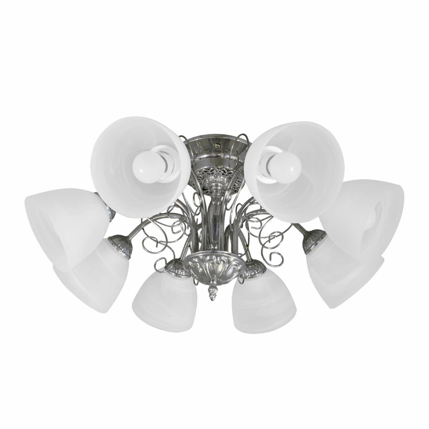 PETRASVET / Ceiling chandelier S2106-8, 8xE27 max. 60W