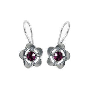 "Earrings 30041 ""Petites Fleurs"""