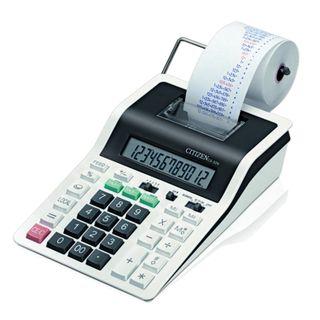 CITIZEN CX-32N printing calculator (226х147 mm), 12 digits (paper roller 110364, cartridge 250197)
