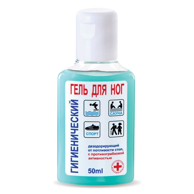 Sanipone / Hygienic foot gel with deodorizing effect 50 ml