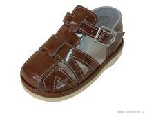 Children's sandals for the boy 0-83