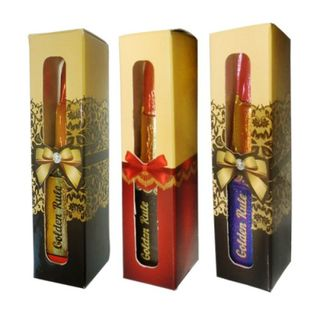 "Chocolate figure ""Lipstick"" in a gift box 18 g"