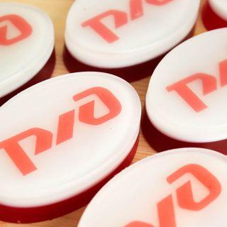 Custom logo souvenir soap, handmade soap
