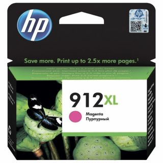 HP Inkjet Cartridge (3YL82A) for HP OfficeJet Pro 8023 Magenta # 912XL 825 pages Original