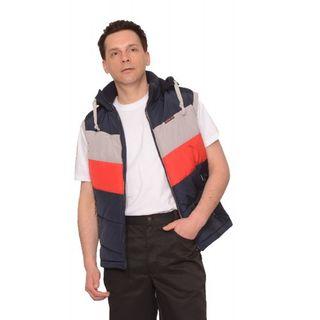 """Waistcoat """"Saturn"""" with hood unisex"""