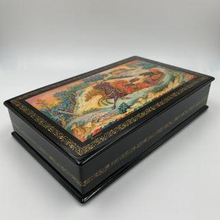 "Mstera / Box ""General Toptygin"" 20x12 cm"