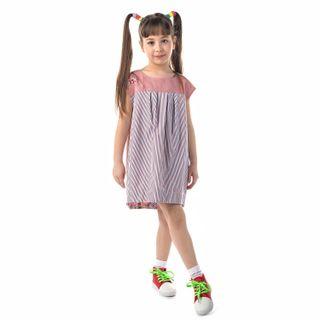 """Dress children's """"Marvelous garden"""""""