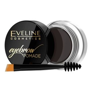 Lipstick eyebrow - dark brown series eyebrow pomade, Eveline