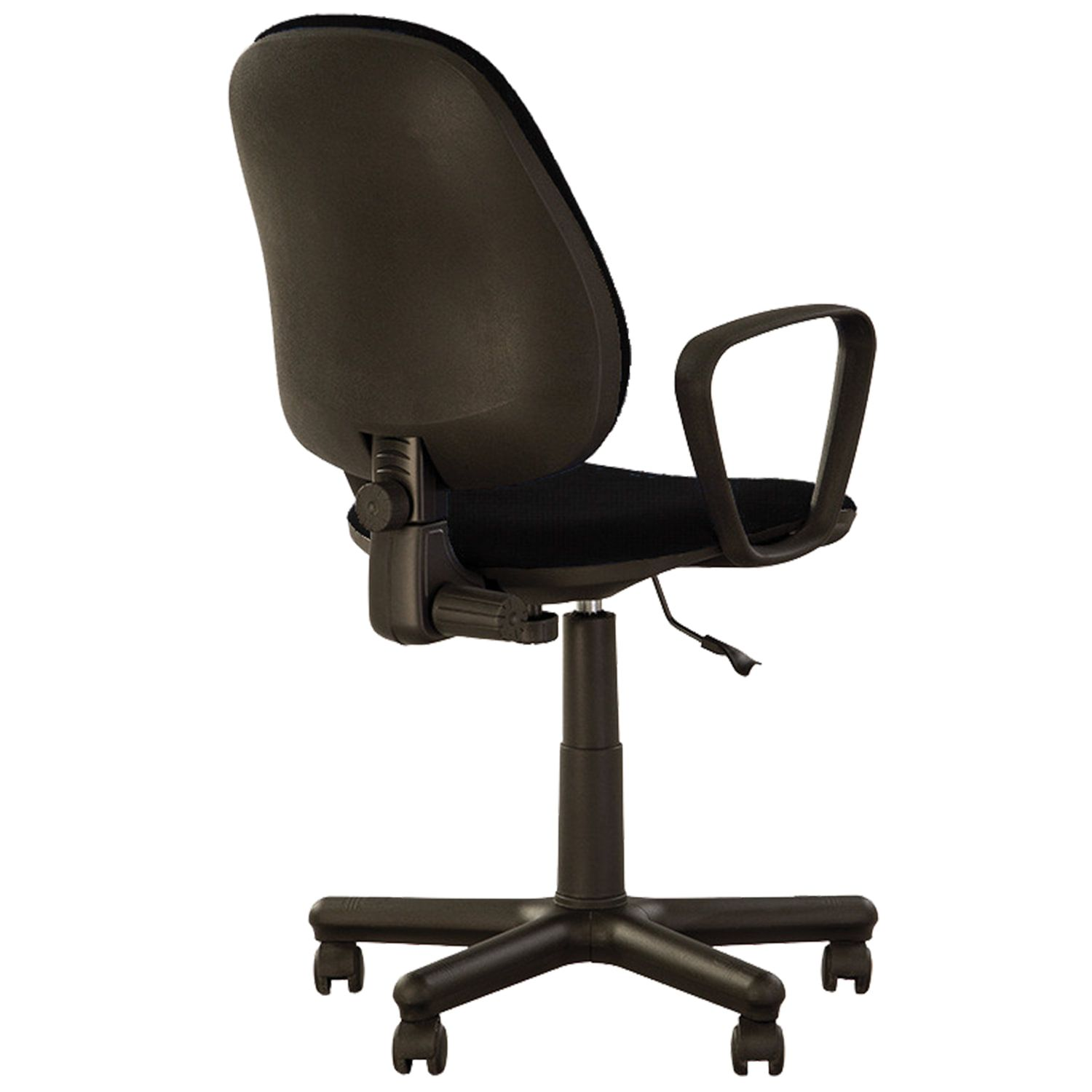 """Chair """"Forex GTP"""", with armrests, black"""