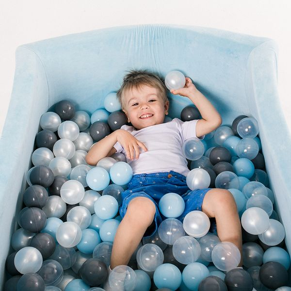 "Romana / Dry pool ""Airpool BOX"", blue"
