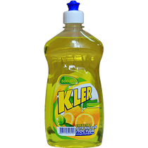 Liquid for tableware CLER Lemon 500ml