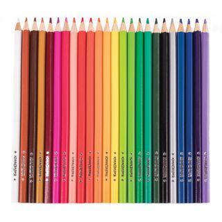 Colored pencils watercolor ONLANDIA