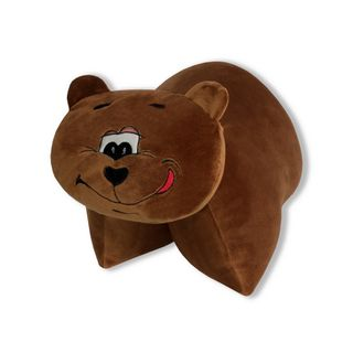 """Anti-stress pillow and toy """"transformers"""" 5(Bear)"""