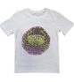 Children's t-shirt with special effects CRAB - view 2