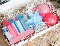 Soap set Cherry Winter