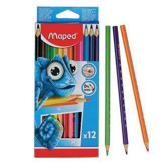 Colored pencils MAPED (France)