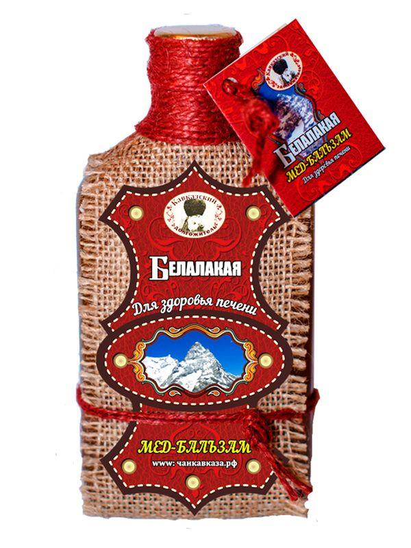 """Caucasian Long-liver / Honey-balm """"Belalakaya - For liver health"""""""