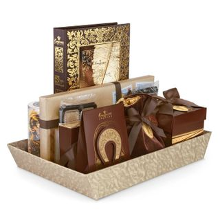 """The chocolate """"Set in mica"""""""