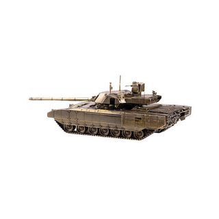 "The model of the tank ""T-14 Armata"" 1:35"