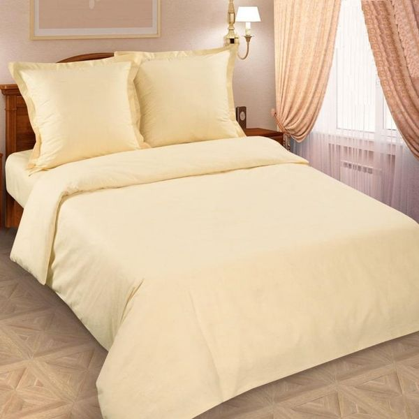 Bed linen set 1.5 sleeping Champagne