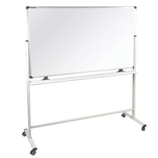 """Magnetic whiteboard AT THE STAND (120x180 cm), 2-sided, BRAUBERG """"PREMIUM"""""""