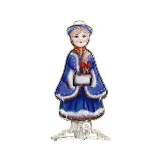 "Christmas tree toy ""Snow Maiden"""