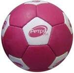 Bright colorful sports promotional ball.