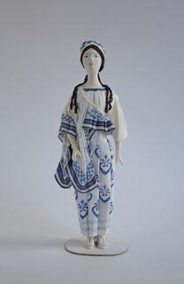 Elena's costume for the ballet