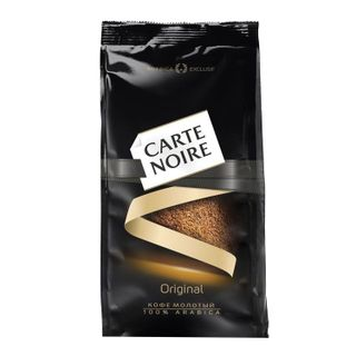 CARTE NOIRE / Premium natural ground coffee, vacuum packaging 230 g