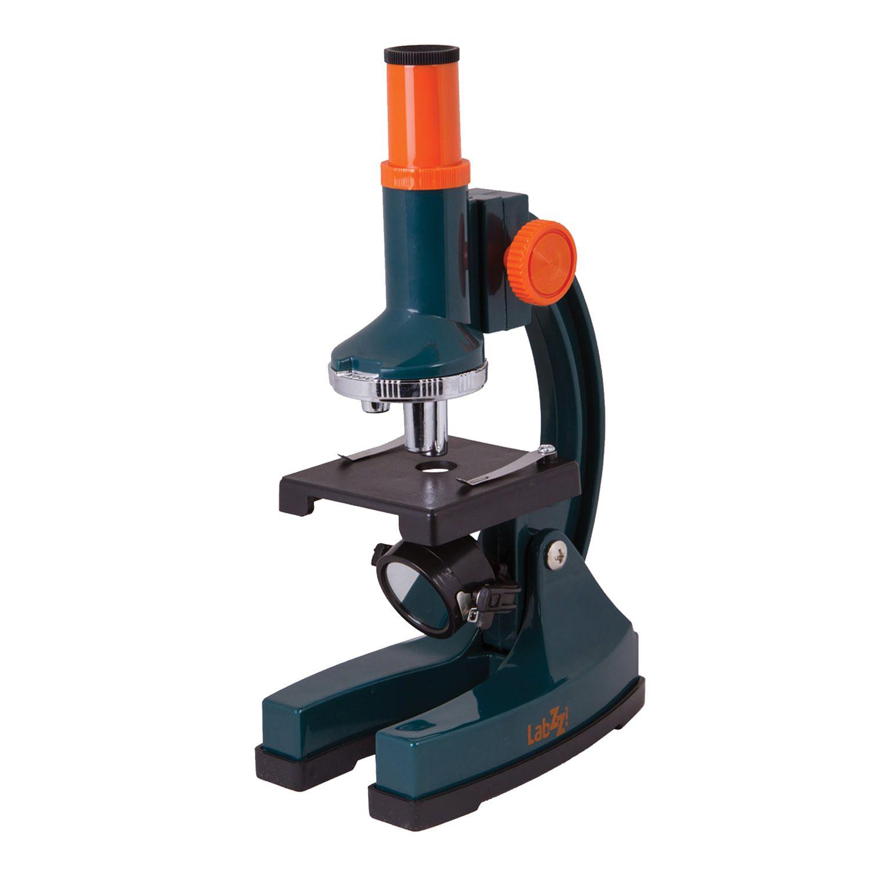 LEVENHUK / LabZZ M1 children's microscope, 100-300x, monocular, 3 objectives