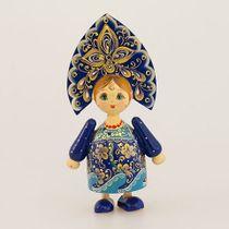 Doll Russian average - Souvenir