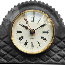 Table mantel clock from Arbet™ marble