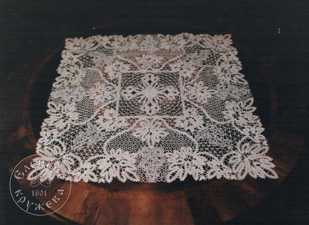 Yelets lace / Lace napkin С690