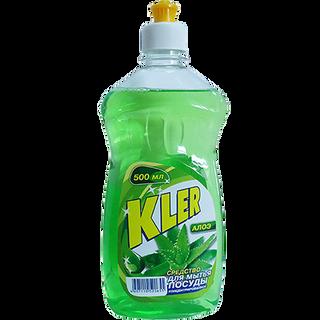 Liquid for tableware CLER Aloe 500ml