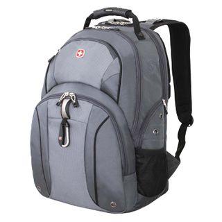 WENGER backpack, universal, gray-silver, 26 l, 34х16х48 cm