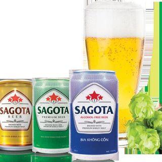 Non-alcoholic beer SAGOTA 330 ml