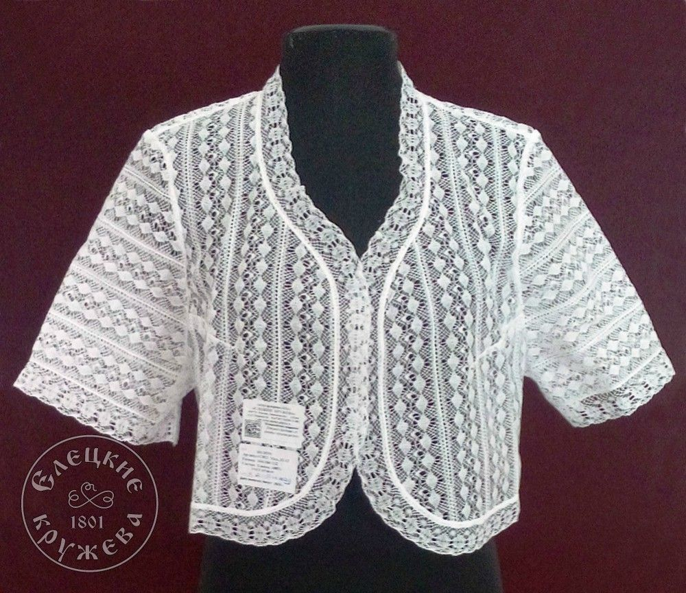 Yelets lace / Bolero for women lace С813