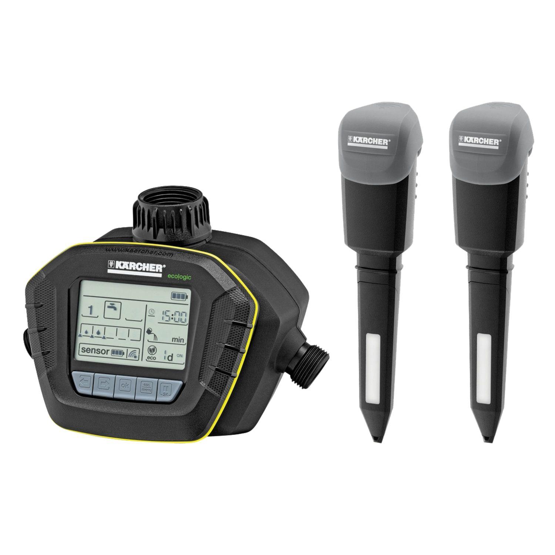 KARCHER SensoTimer ST6 Duo, 2 soil moisture sensors, removable display